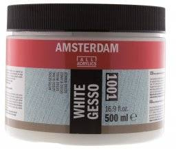 Amsterdam white gesso 1001 | Talens