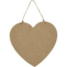 Mdf hart aan koord 56415