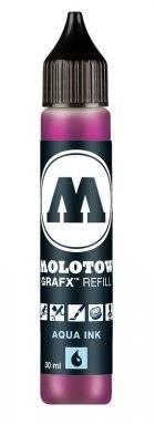 Grafx aqua ink refill 30ml | Molotow