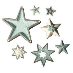 Gietmal sterren 36-022   Rayher