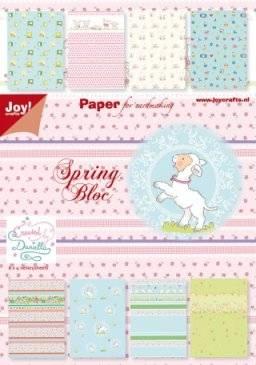 Paper bloc spring 6011/0065 | Joy