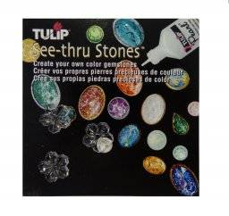 See-thru stones bloemen | Tulip