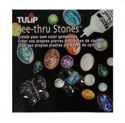 See-thru stones vlinders | Tulip