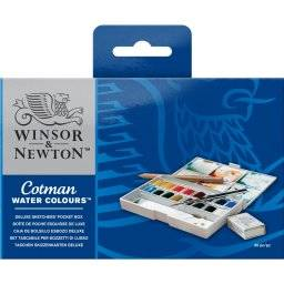 Cotman aquarel pocketbox 0060 | Winsor & newton