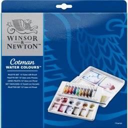 Cotman aquarelset 10 tubes -0646 | Winsor & newton