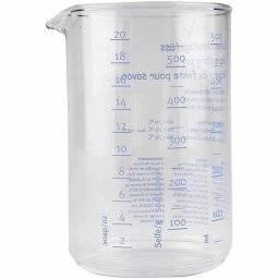 Zeep smeltpot glas 500ml 70910