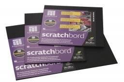 Scratchbord 3mm | Ampersand