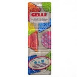 Gelli printing plates set 30018 | Gelli arts