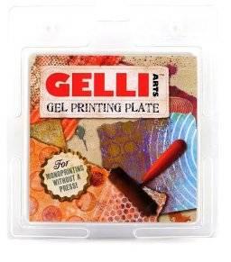 Gelli printing plates | Gelli arts