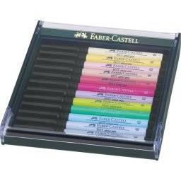 Pitt artist penset pastel 12st | Faber castell