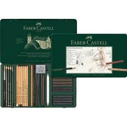 33 pitt monochrome set 112977 | Faber castell