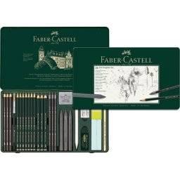 26 pitt graphite set 112974 | Faber castell