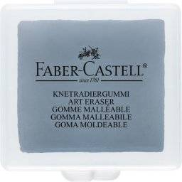 Kneedgum grijs 127220 | Faber castell