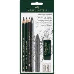 Pitt graphite set 112997 | Faber castell