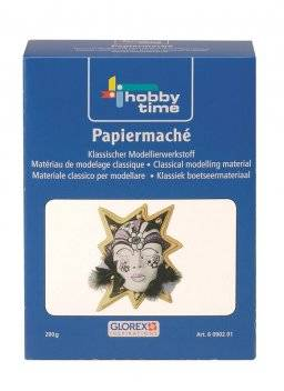 Papiermache 200gr 6.09202.01 | Hobby time