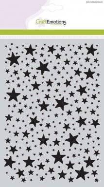 Sjabloon 1111 sterren   Craftemotions