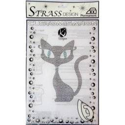 Strass transfer MSM32 kat | Ki sign