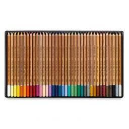 Pastelpotloden blik 36 kleuren | Cretacolor