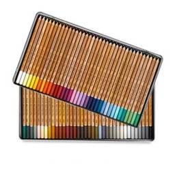 Pastelpotloden blik 72 kleuren | Cretacolor