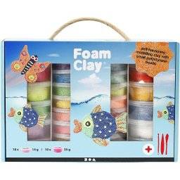 Foamclay grote set  98112