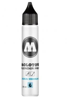Blender pro aqua medium refill | Molotow