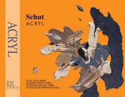 Acrylblok 50vel 360gr 30x40cm | Schut