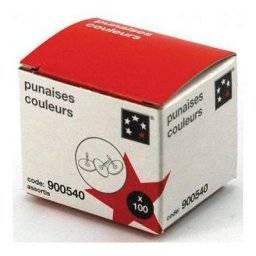 Punaises kleur 100st 900540 | 5 star