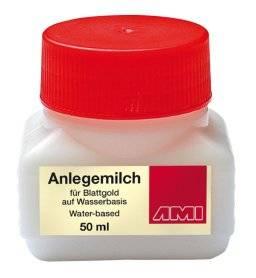 Anlegemilch voor bladgoud 50ml | Ami