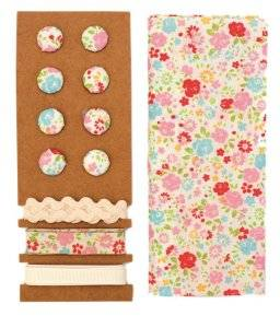 Lili rose textielset 8619.621 | Hobby time
