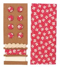 Lili rose textielset 8619.619 | Hobby time