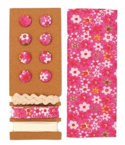 Lili rose textielset 8619.605   Hobby time