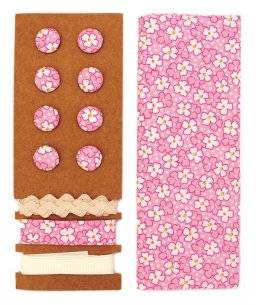 Lili rose textielset 8619.606 | Hobby time