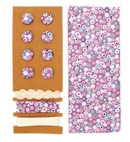 Lili rose textielset 8619.608 | Hobby time
