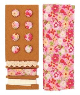 Lili rose textielset 8619.603 | Hobby time
