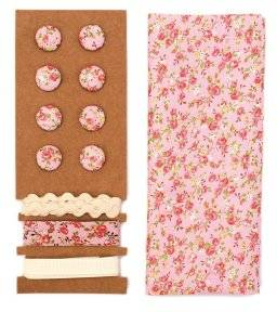Lili rose textielset 8619.620 | Hobby time