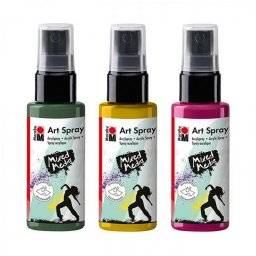 Mixedmedia art spray 50ml | Marabu
