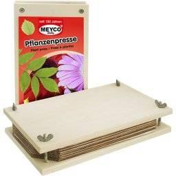 Houten plantenpers 34650 | Meyco