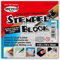 Stempelblock 11x11cm 65077 | Meyco