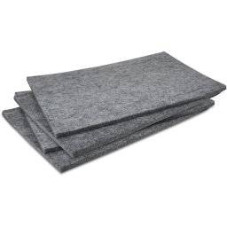 Prikvilt grijs 20x30cm 23020   Meyco