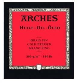 Olieverfpapier rol 1.3x9.15 mtr | Arches