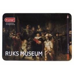 Kleurpotloden blik rijksmuseum   Bruynzeel