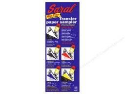 Transferpapier pakje 5 vel | Saral