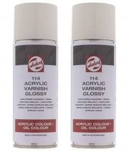 talens acrylvernis glossy duopack