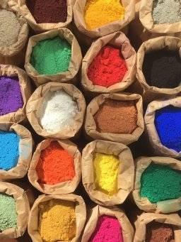 Scheveningen pigmenten kilo   Oud hollandse
