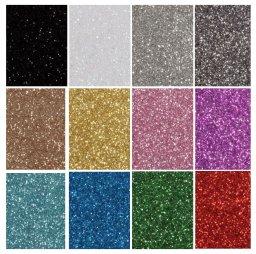 Threaders glitter textiel | Crafters companion