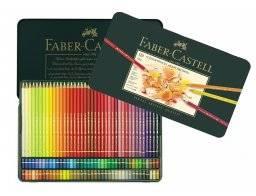 Polychromos potloden blik 120st | Faber castell