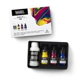 Pouring set primary 3699306 | Liquitex