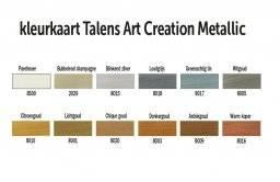 Art creation metallic 30ml | Talens