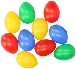 Plastic eieren 6 cm. | Rayher