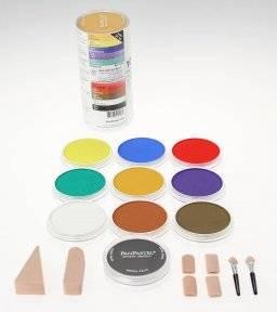 Colorset 10 delig | Panpastel